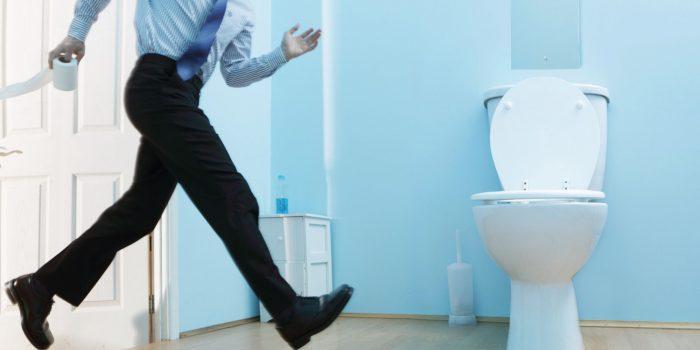 частые посещения туалета