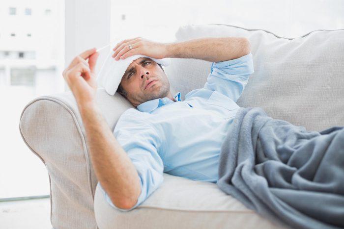 общие симптомы боли