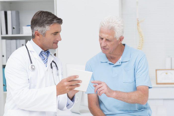 необходимо обратиться к врачу-урологу