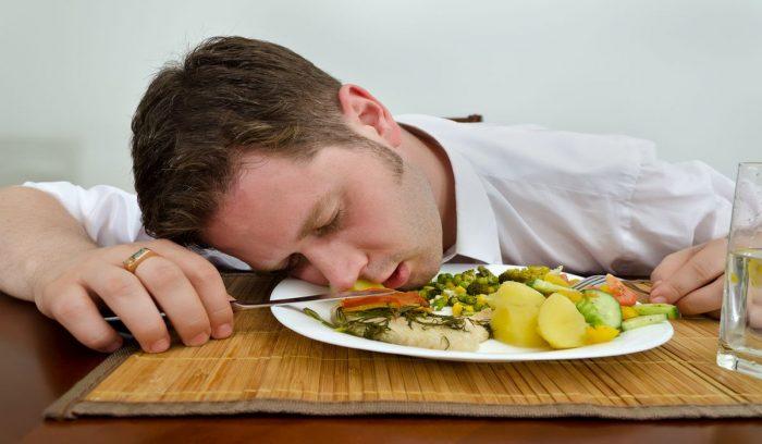 слабость и отсутствие аппетита
