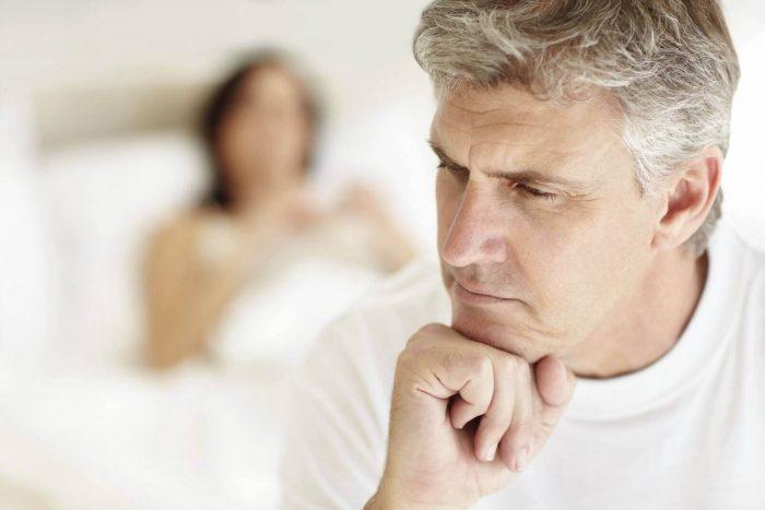 Опухоль предстательной железы у мужчин