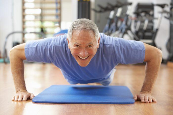 физическая активность от простатита