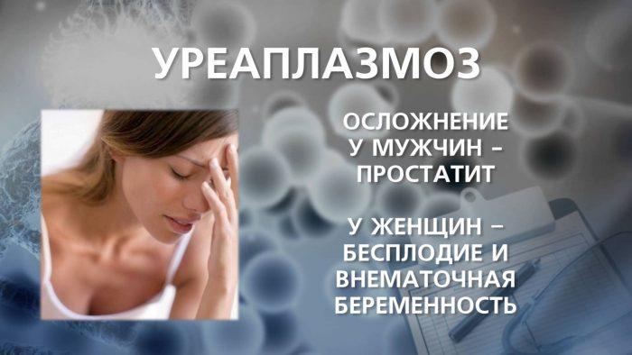 уреаплазмоз или микоплазмоз