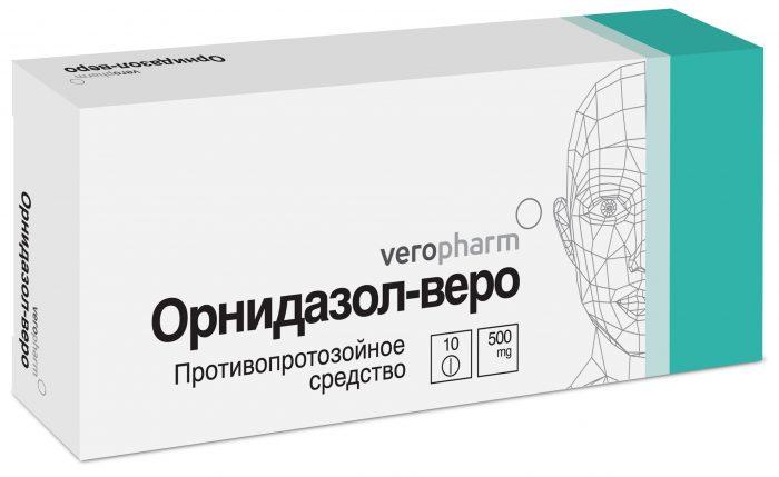 лекарственные средства от трихомониаза