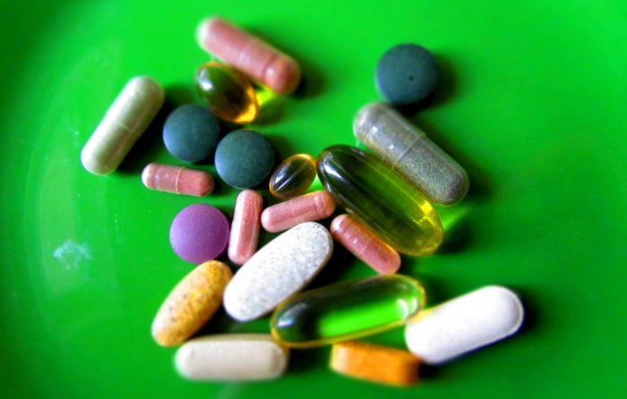 витамины и питательные вещества