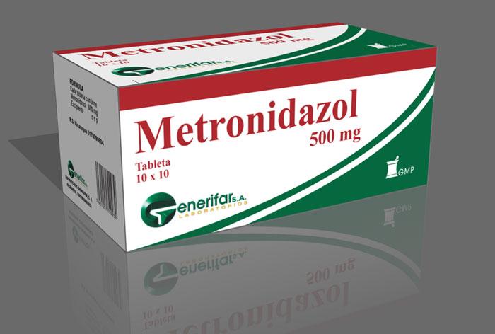 Метронидазол как принимать мужчинам