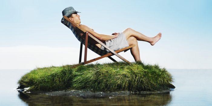 нужно научиться расслабляться и отдыхать