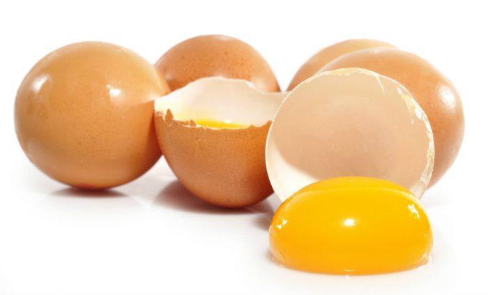 сырые яйца для мужчин