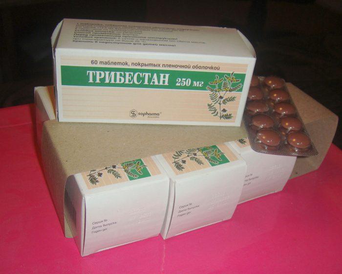 препарат трибестан