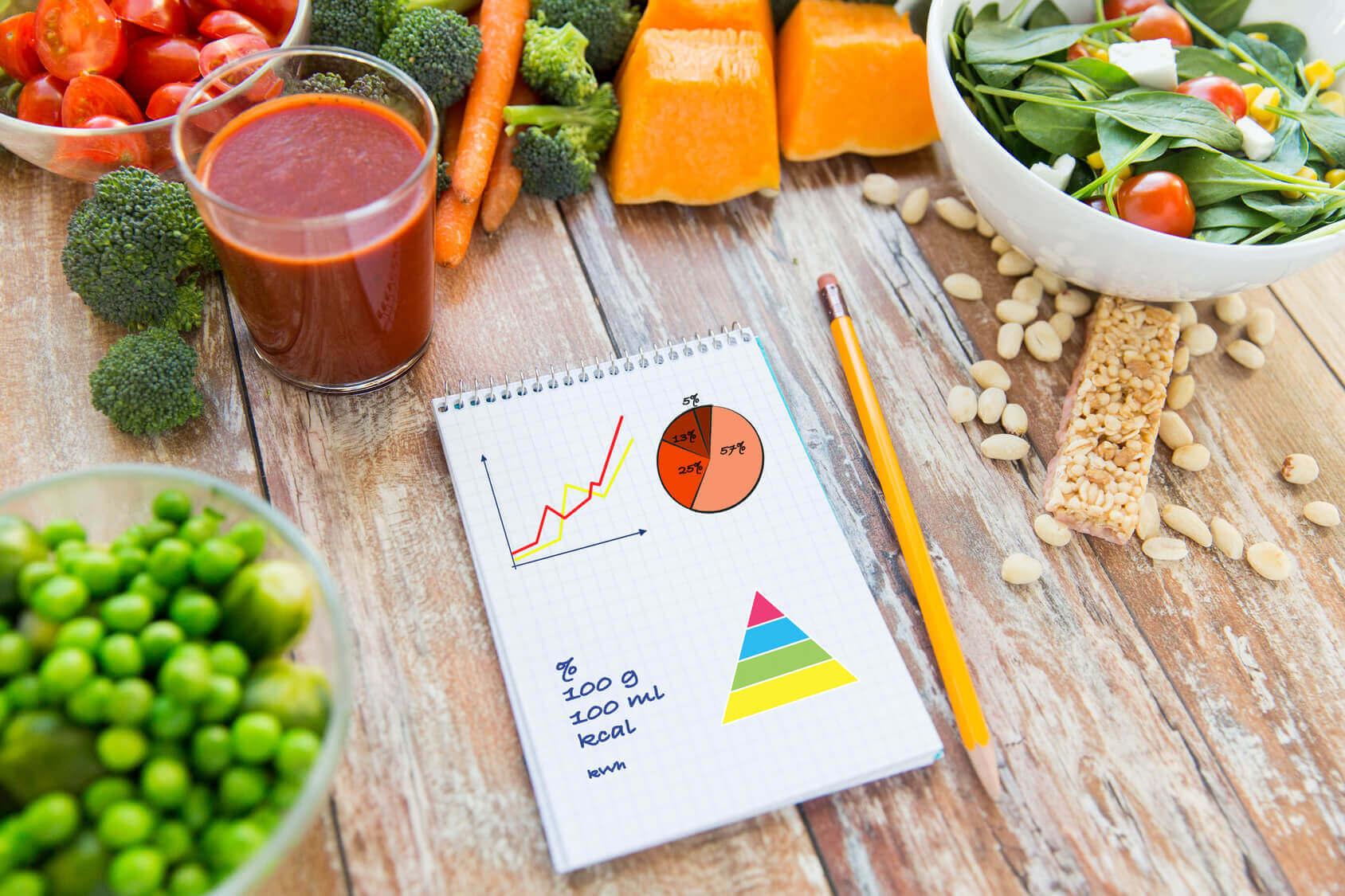 Суточное потребление калорий для мужчин