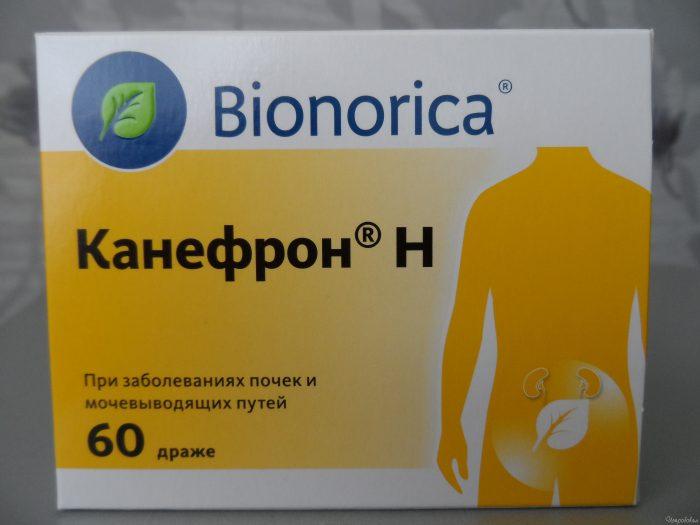 лекарство канефрон