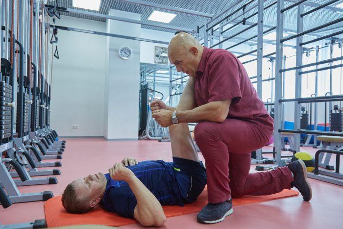 Гимнастика от доктора Бубновского для лечения и похудения