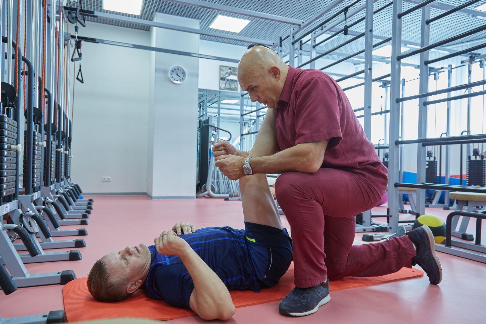 Упражнения Бубновского для похудения