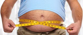 методы похудения в области живота