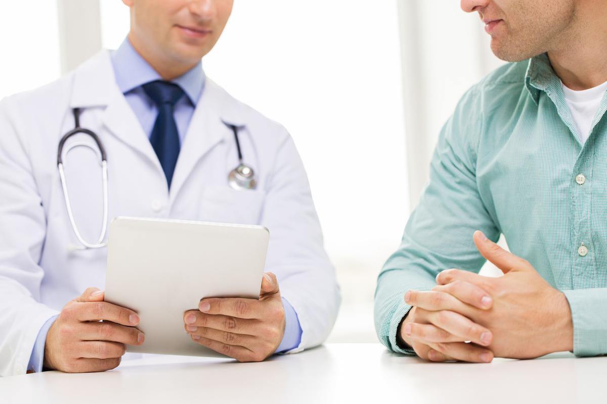 ВПЧ анализ на вирус папилломы человека: как берут у мужчин
