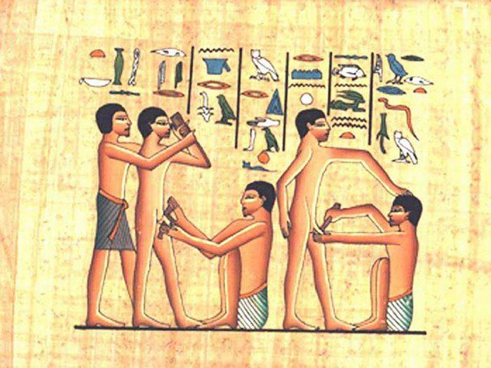 история возникновения обрезания
