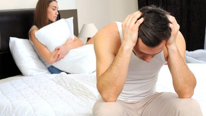 сниженная сексуальная активность