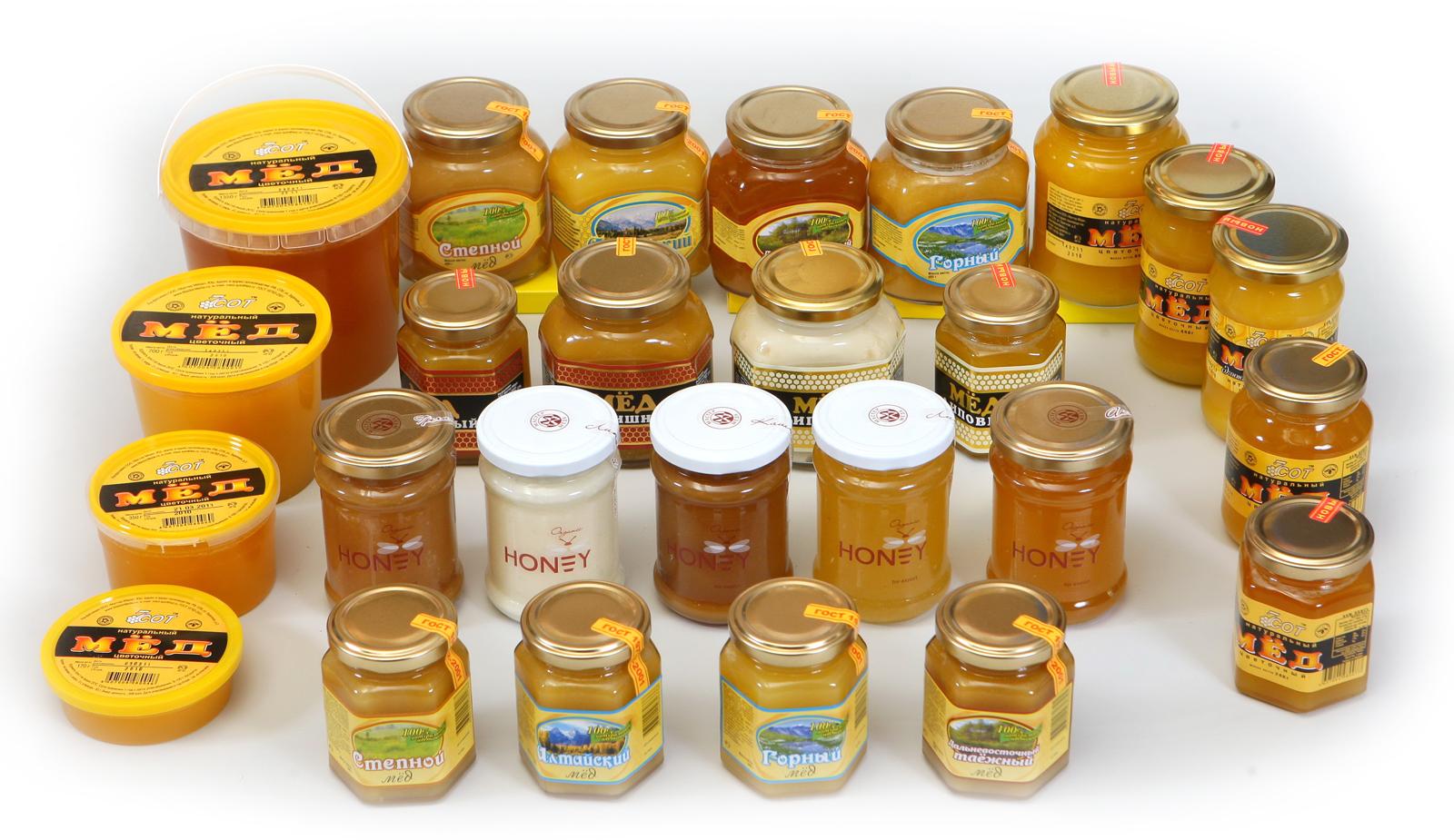 Польза мёда для здоровья мужчин