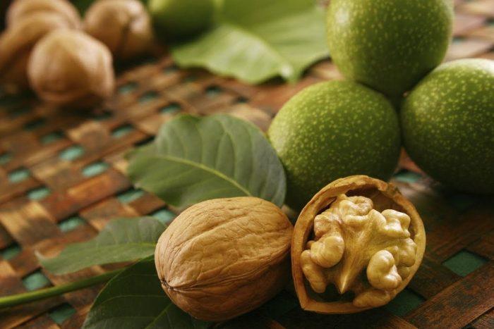 польза грецкого ореха для мужчин