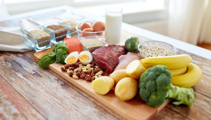 высококалорийная пища