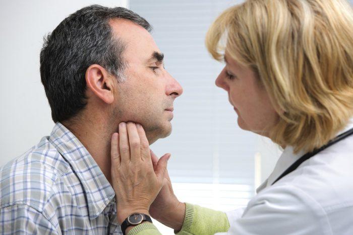 проблемы со щитовидкой