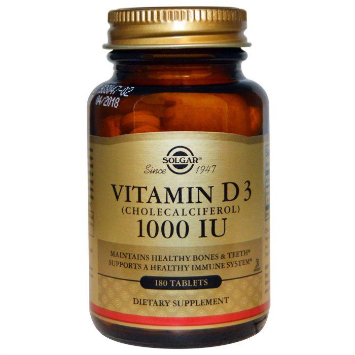 синтетический витамин Д3