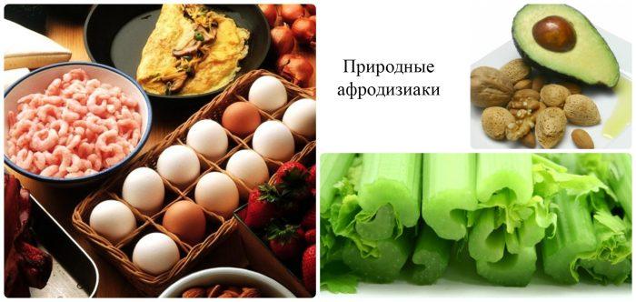 продукты усиливающие потенцию