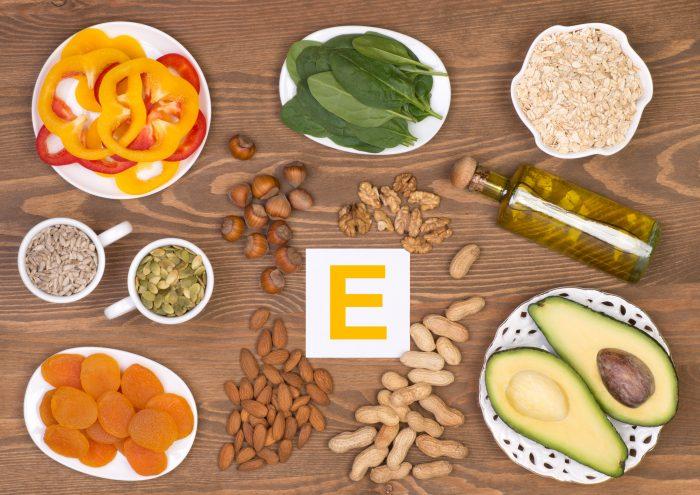 действие витамина Е
