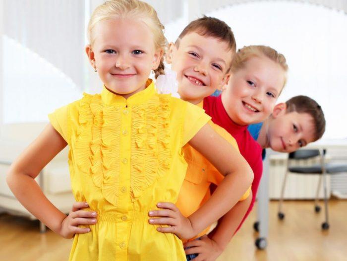 дети в возрасте до 7 лет