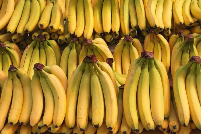 бананы едят по всему миру