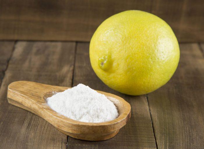сода с лимоном
