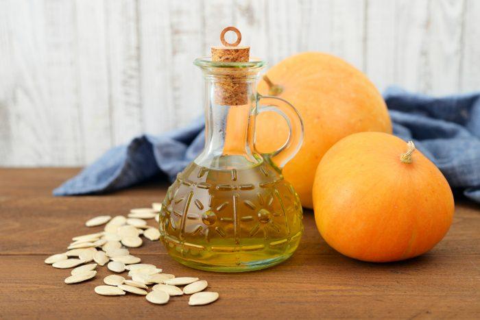 масло, полученное из тыквенного семени