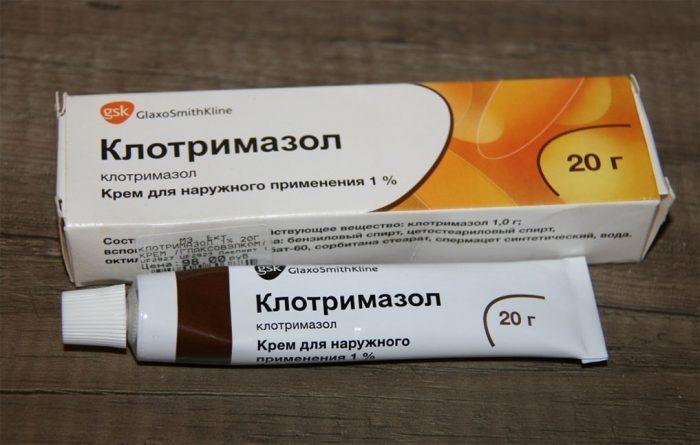 противогрибковые препараты