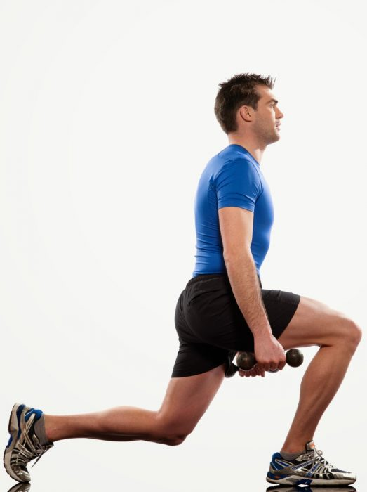 укрепление ягодичных мышц