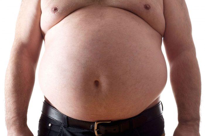 телосложение, нетипичное для мужчины