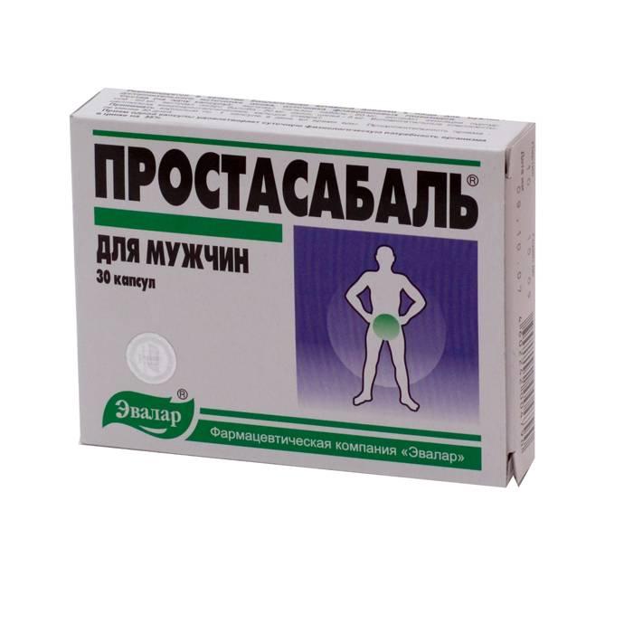 Эвалар от простатита - Лечение потнеции