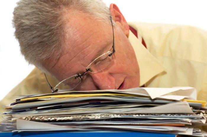 хроническая утомляемость