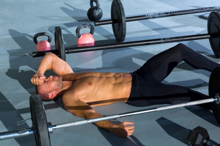 чрезмерная физическая активность