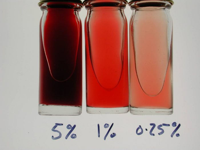присутствие крови в урине