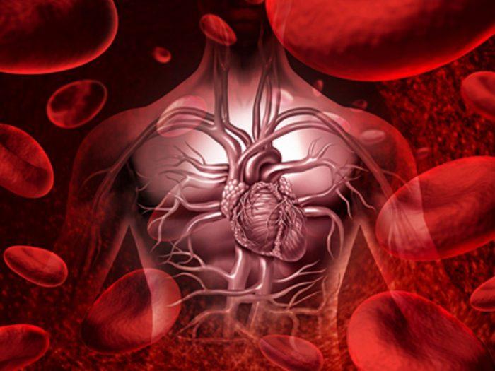 улучшение циркуляции крови