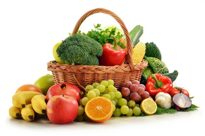 полезный сахар во фруктах и овощах