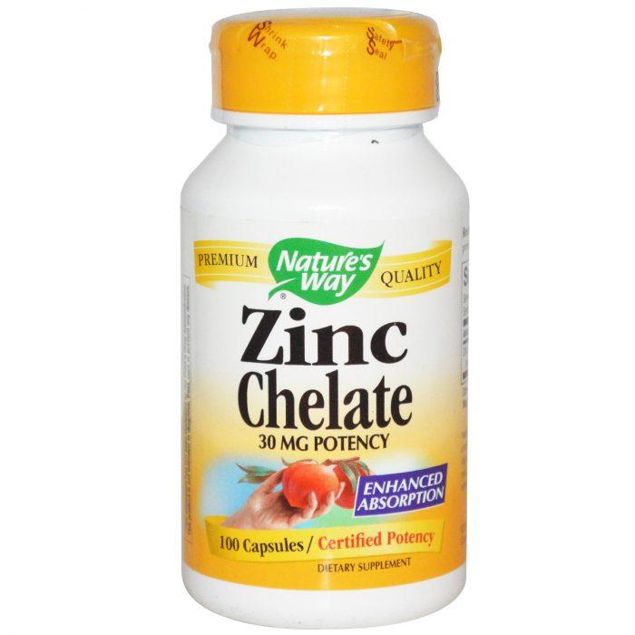 витамины с цинком и селеном