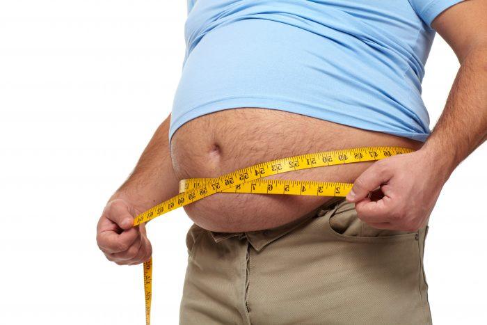 отложение жировой ткани на животе