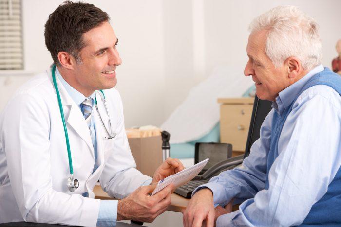 наблюдение у лечащего врача