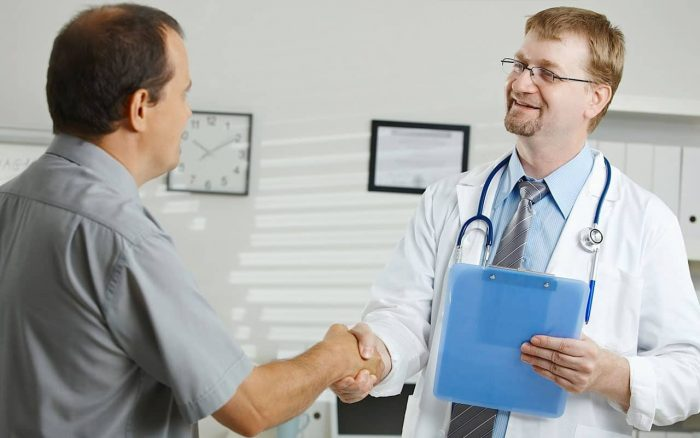 профилактическое обследование у уролога