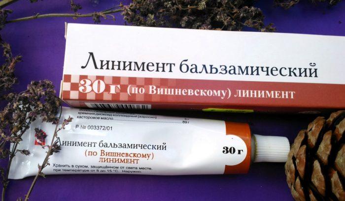 местные антибактериальные средства