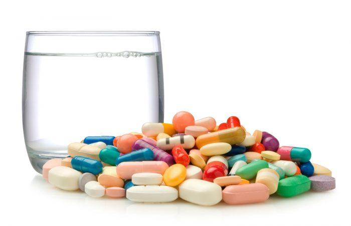 антибактериальные лекарства