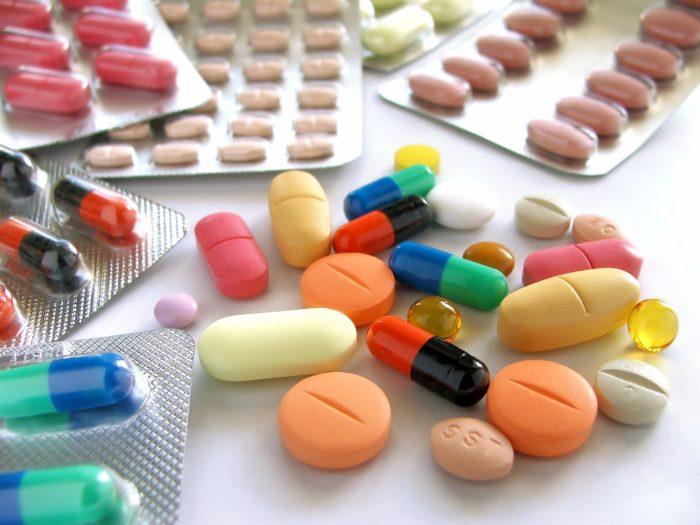 массивная антибактериальная терапия