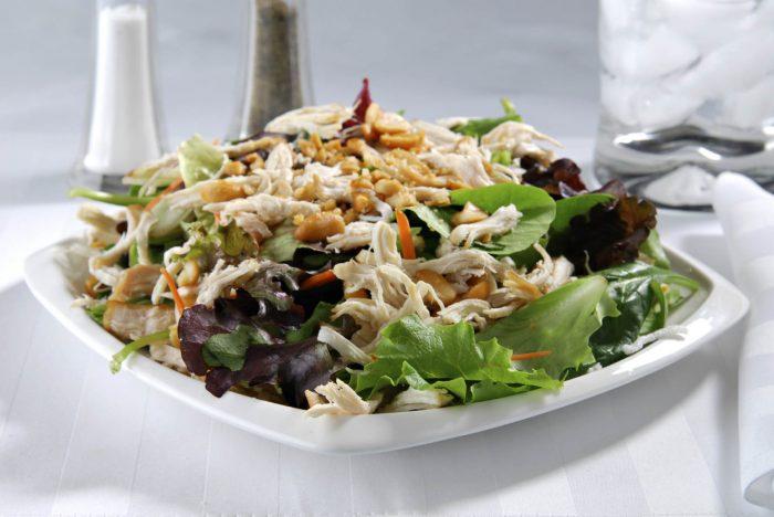 есенний салат