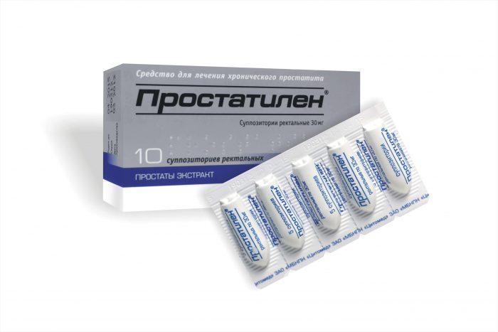 препарат простатилен